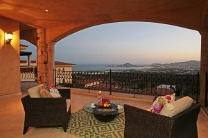 villas view of Cabo San Lucas