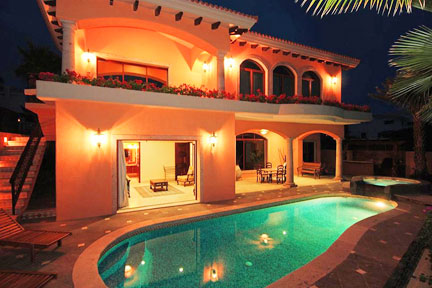 New construction villa for sale in Pedregal Cabo San Lucas